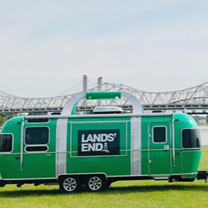 Lands' End Airstream